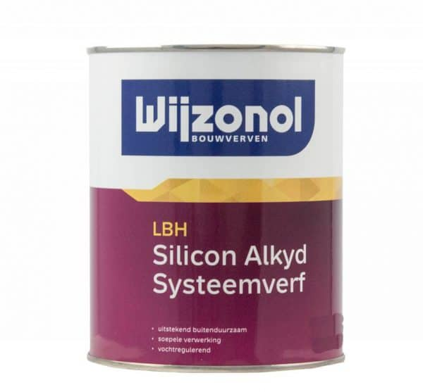 LBH Silicon Alkyd Systeemverf